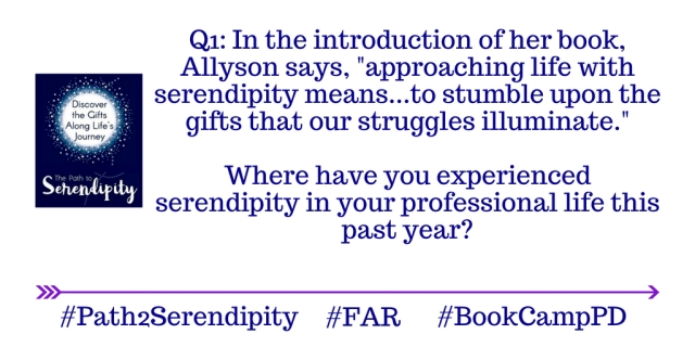 Q1 The Path to Serendipity Chat