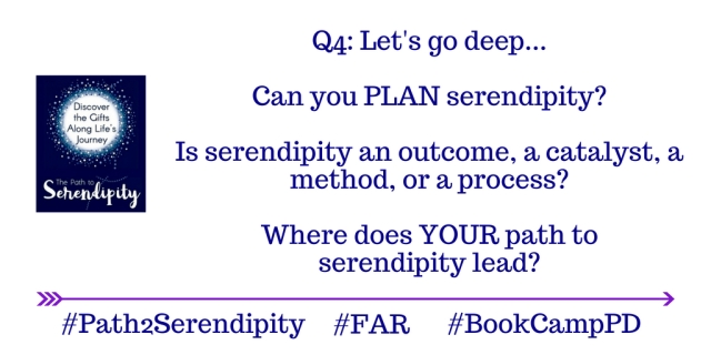 Q4 The Path to Serendipity Chat