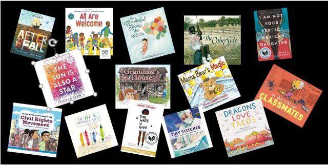 childrens books graphic