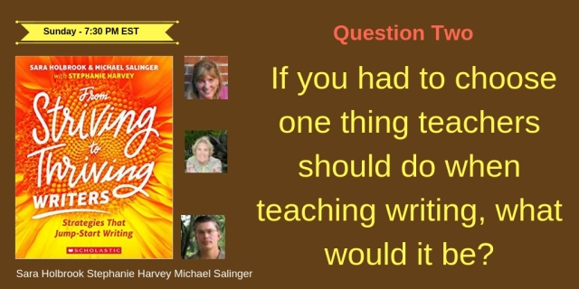 Copy of Copy of Striving to Thriving Writers