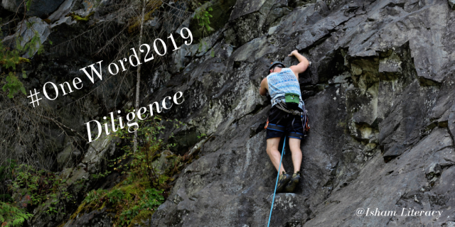 #OneWord2019 Diligence