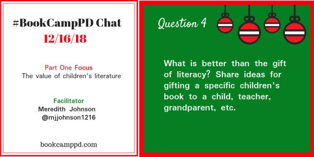 #BookCampPD December 16 Q4