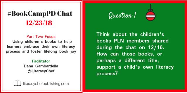 #BookCampPD December 23 Q1