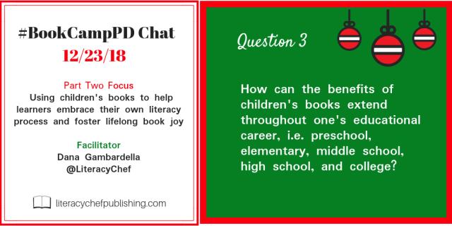 #BookCampPD December 23 Q3