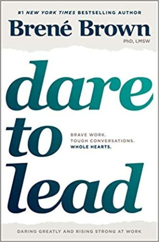 Dare to Lead by Brown
