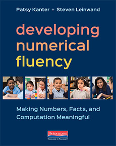 Developing Numerical Fluency