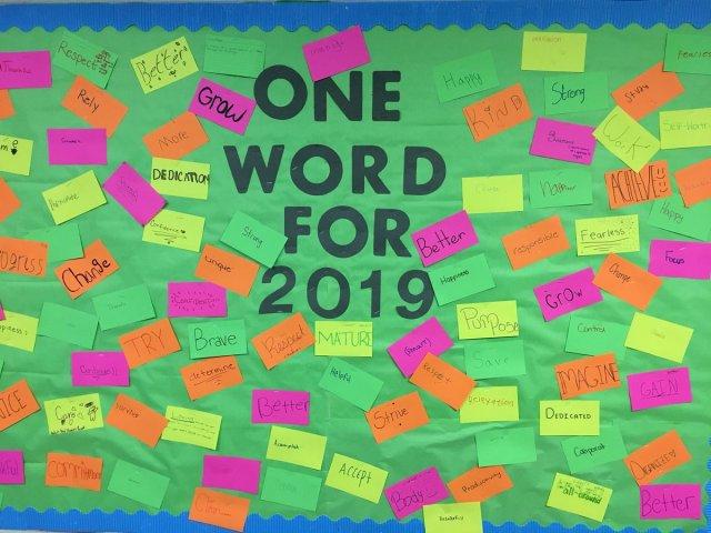 oneword2019 - 21