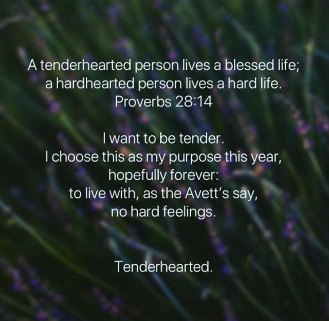 tenderhearted