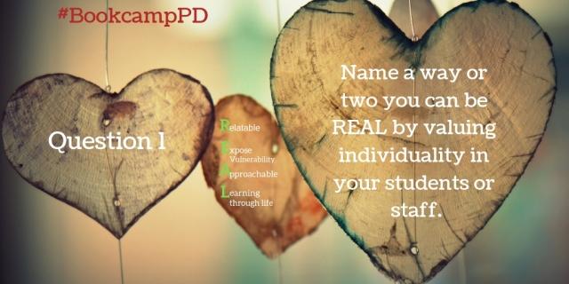 Q1 #BookcampPD
