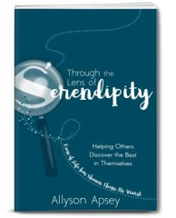 book - Through the Lense of Serendipity