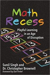 book - math recess