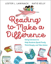 book - reading to make a difference