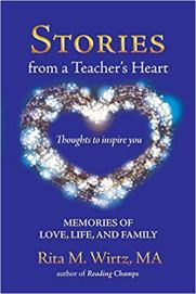 book - Stories from the Teacher's Heart - Thoughts to Inspire You