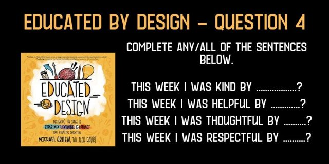 Sunday Question 4